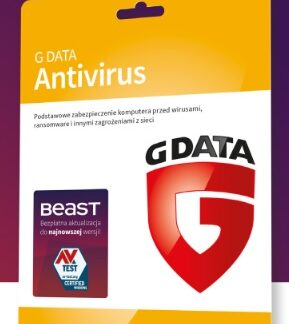 G DATA ANTYVIRUS